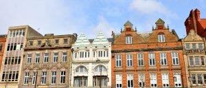Nottingham buildings