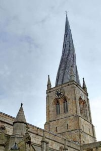 Crooked Spire Chesterfield