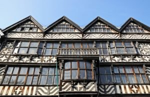 The Ancient High House, Stafford