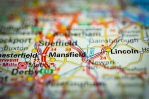 Mansfield on the road map